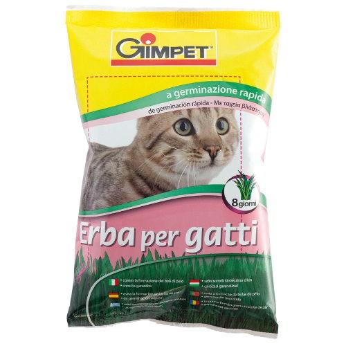 GimPet hierba para gatos en bolsa