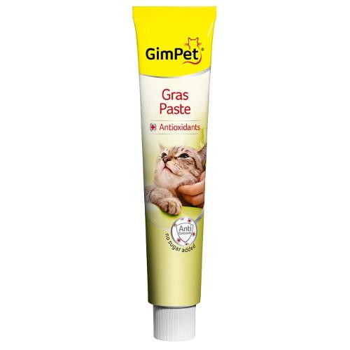 GimPet Pasta para gatos con hierba y antioxidantes