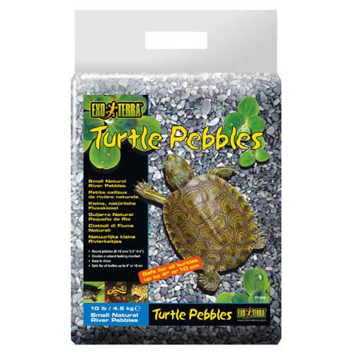 Guijarro natural de río para tortugas 4.5kg