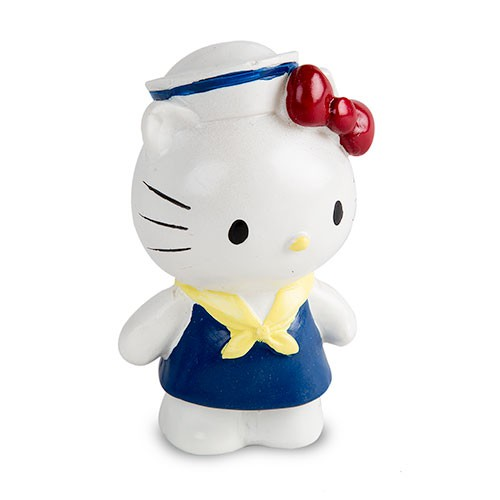 Hello Kitty Figura decorativa decoración acuarios Color Azul