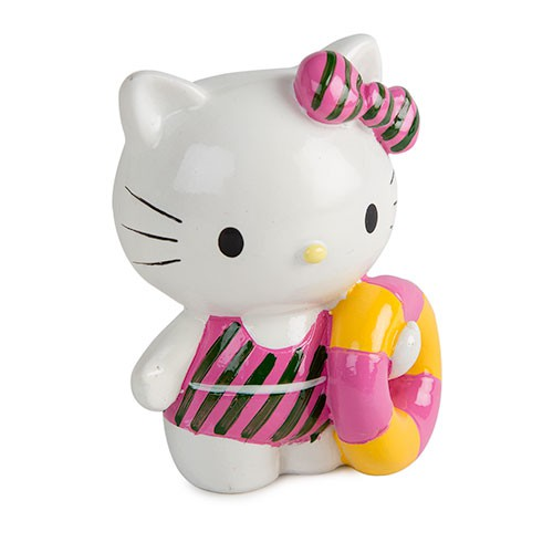 Hello Kitty Figura decorativa decoración acuarios Color Rosa