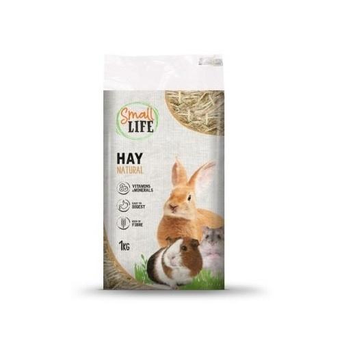 Heno para roedores Small Life sabor natural