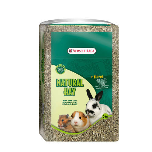 Heno para roedores Versele Laga Natural