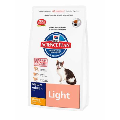 Hill's Feline Senior Light