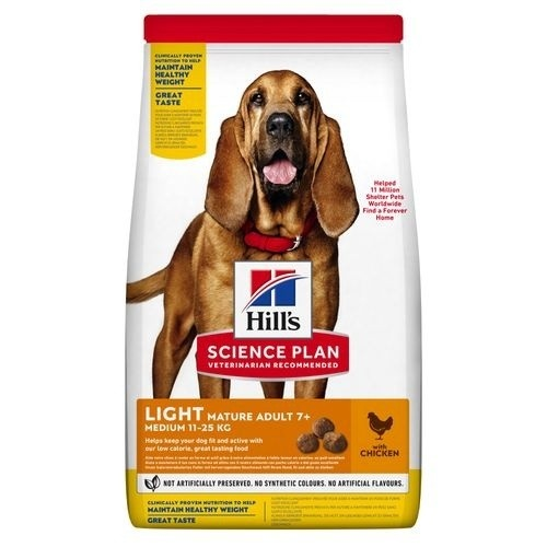 Hill's Canine Light Mature