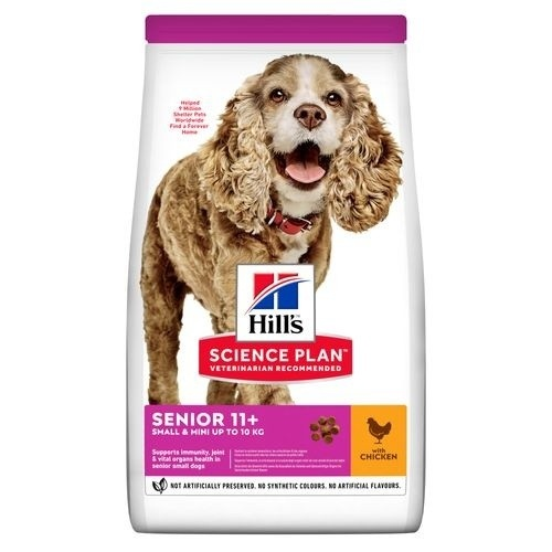 Hill's Canine Senior con Pollo Mini