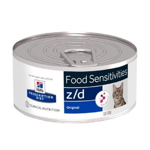 Hills Feline z/d Low Allergen Lata de 156 gr