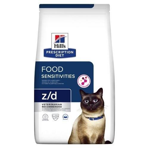 Hills Feline z/d Low Allergen Seco