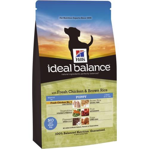 Hill's Ideal Balance Puppy pienso para perros con pollo y arroz