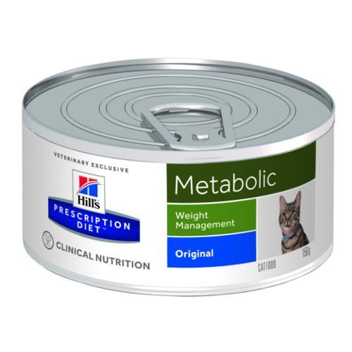 Hills Prescription Diet Feline Metabolic Húmedo Pérdida de peso
