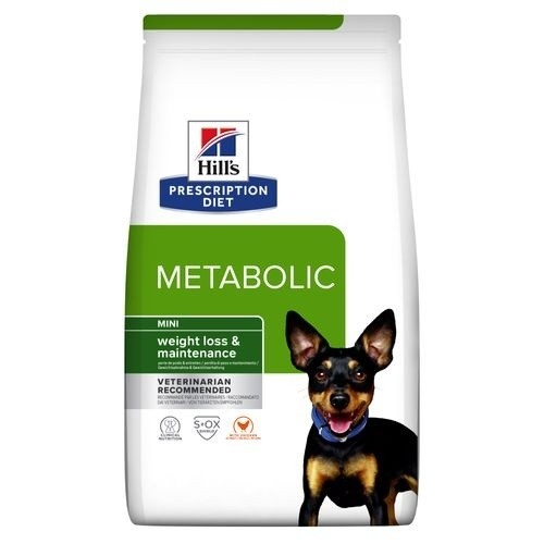 Hill's Prescription Diet Metabolic Canine Mini pienso para perros