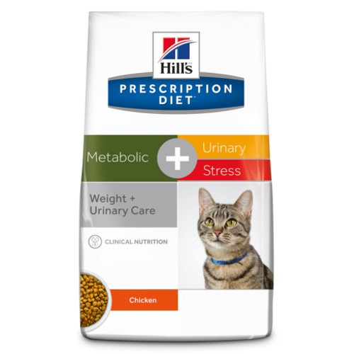 Hill´s Prescription Diet Metabolic Plus Urinary Stress pienso para gatos