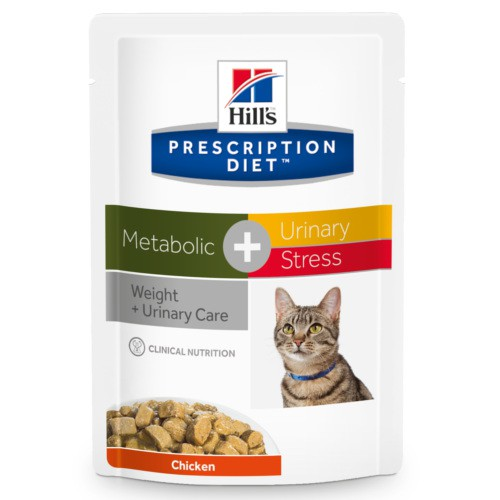 Hill´s Prescription Diet Metabolic Plus Urinary Stress comida húmeda ...