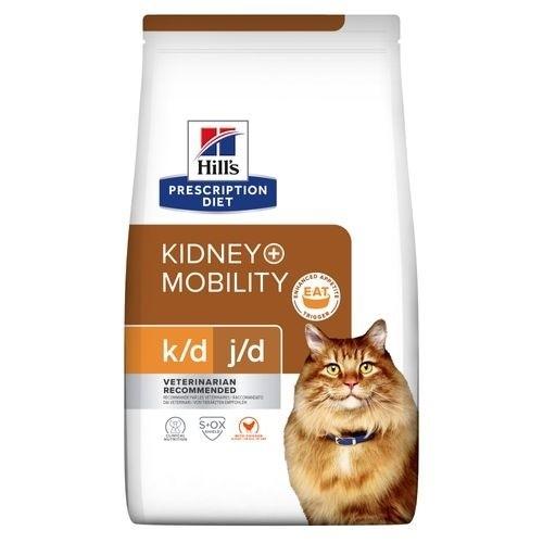 Hill's Prescription Diet k/d   Mobility para gatos