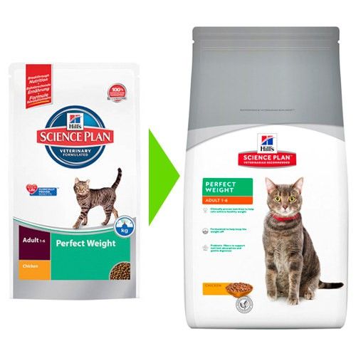 Hill's Science Plan Perfect Weight Feline pienso para gatos