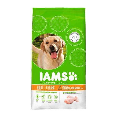 IAMS Proactive para perros adultos light