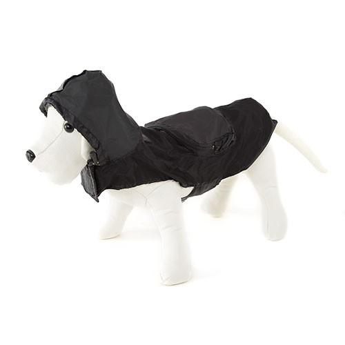 Impermeable con bolsillo para perros