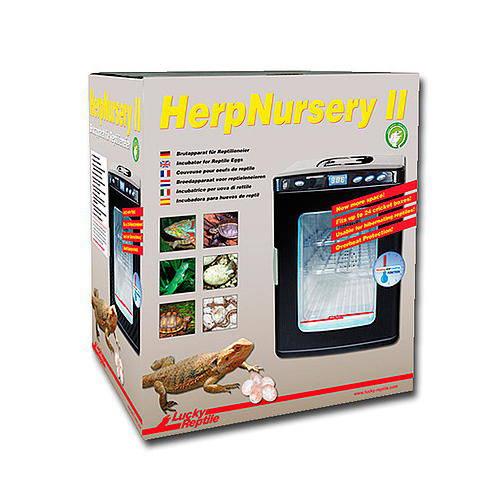Incubadora termoeléctrica para reptiles HerpNursery II
