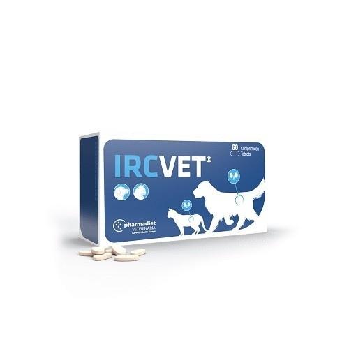 IRC-Vet complemento para la insuficiencia renal crónica en perros y gatos