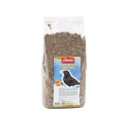 Jarad pasta de cría para pájaros insectívoros