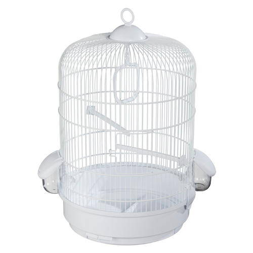 Large round cage for birds