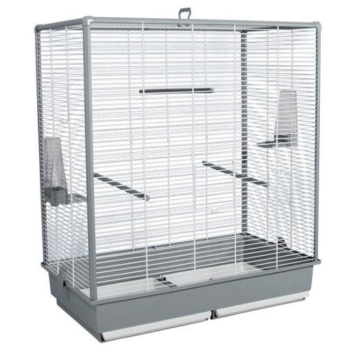Removable medium Breeding Cage for birds