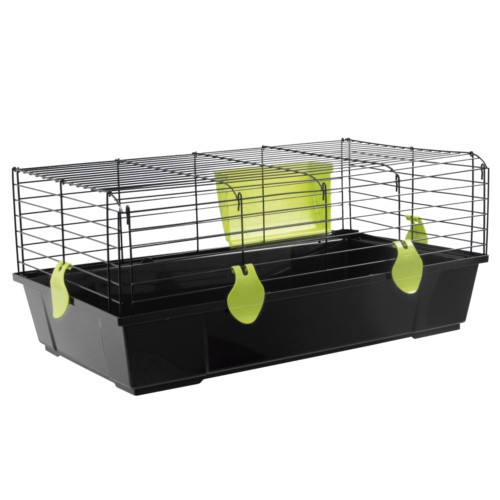 Large cage with front door special rabbits Voltrega