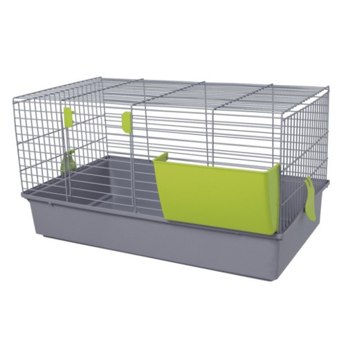 Rabbits and guinea pigs cage