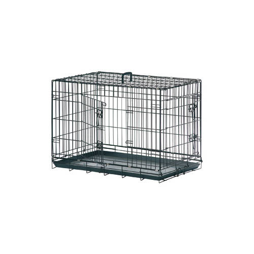 Black Wire cage for dogs