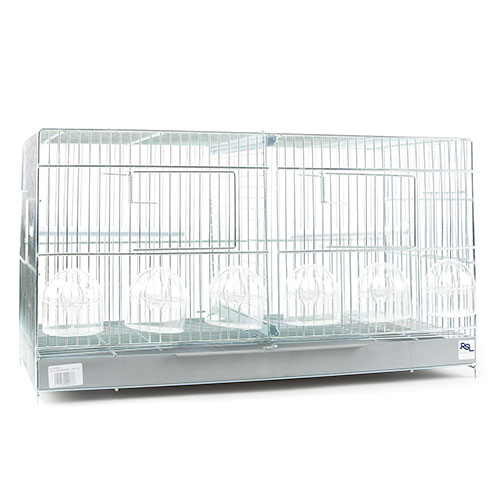 Breeding Cage for birds - 2 Departments