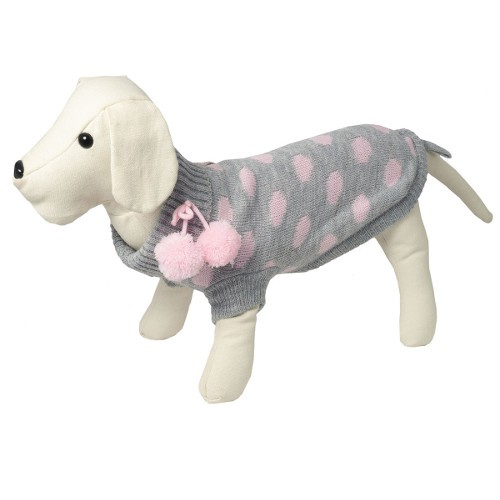 Amelie sweater for dogs