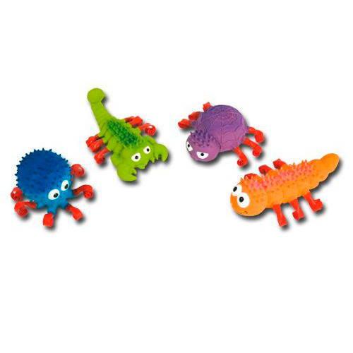Juguete Animalitos Patas extensibles de látex sonoro para Perros