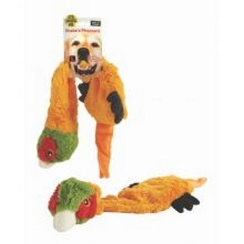Juguete con forma de animal para perros color Variado