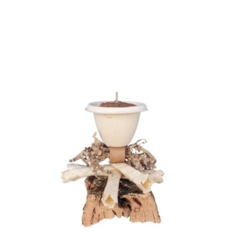 Juguete natural Shredding Campfire color Madera