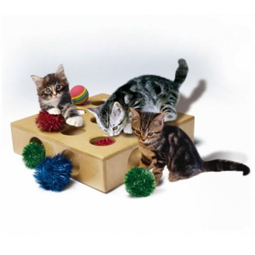Juguete para gatos Happy bolas sorpresa