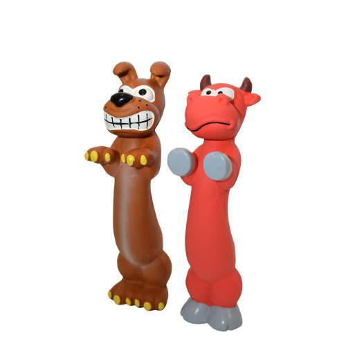 Juguete para perros Muerde con sonido y fabricado en latex