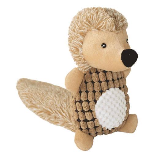 Juguete para perros Nayeco Peluche erizo doble sonido