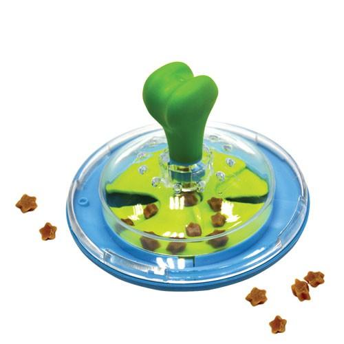 Juguete para perros portagolosinas Treat Spinner