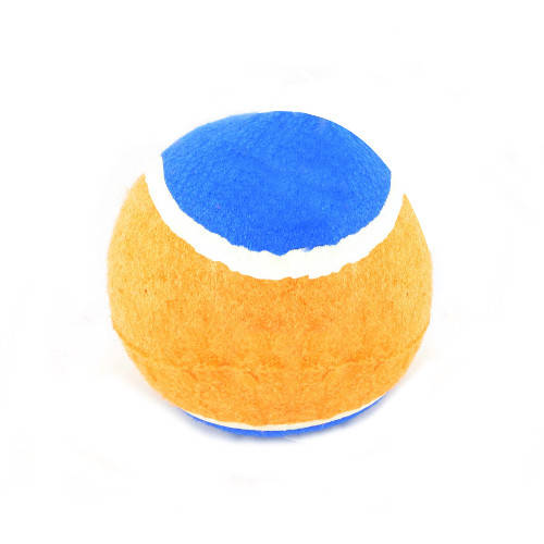 Oversized Tennis Ball Dog Toy
