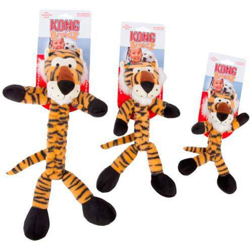 Juguete Tigre para perros de Kong
