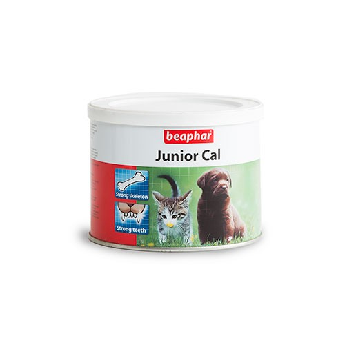 Mineral supplement for dogs and cats Junior Cal