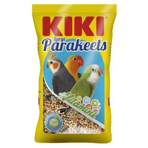 KIKI Alimento completo para Cotorritas, Ninfas y Agapornis