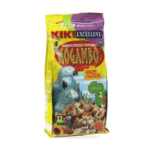 KIKI Excellent Mogambo Alimento completo para especies africanas