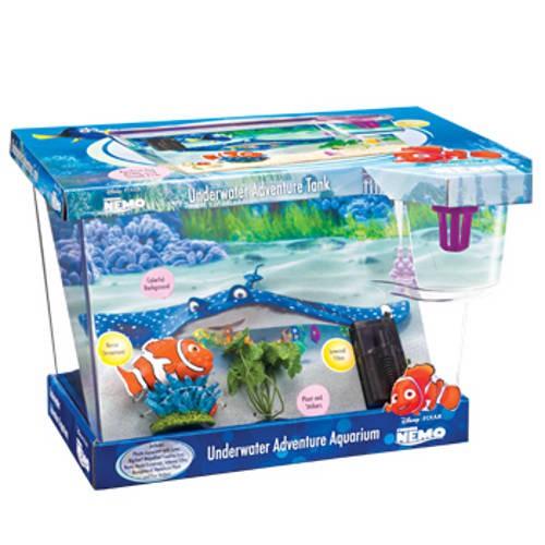 Kit Acuario Infantil Nemo