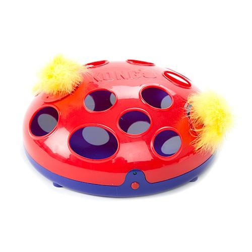 Kong Glide'n Seek juguete para gatos pilla-pilla