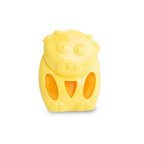 Kong Quest Critter Cow juguete dispensador de premios para perros