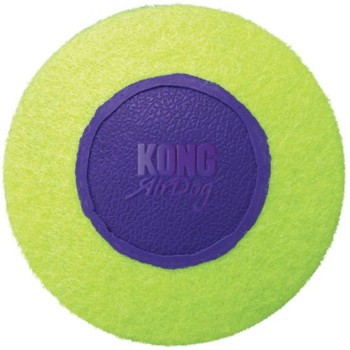KONG Air Dog Squeaker Disc frisbee para perros