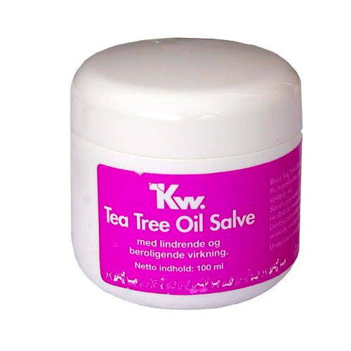 Kw oil concentrate tea tree roots repairing cream