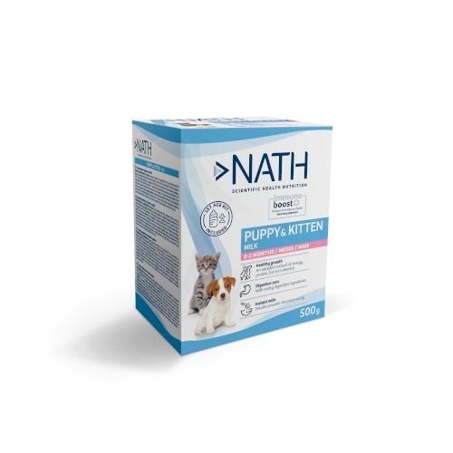Leche Nath Puppy & Kitten Milk Replacement
