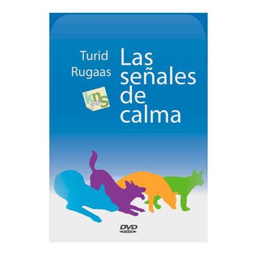 El lenguaje de los perros: las señales de calma DVD